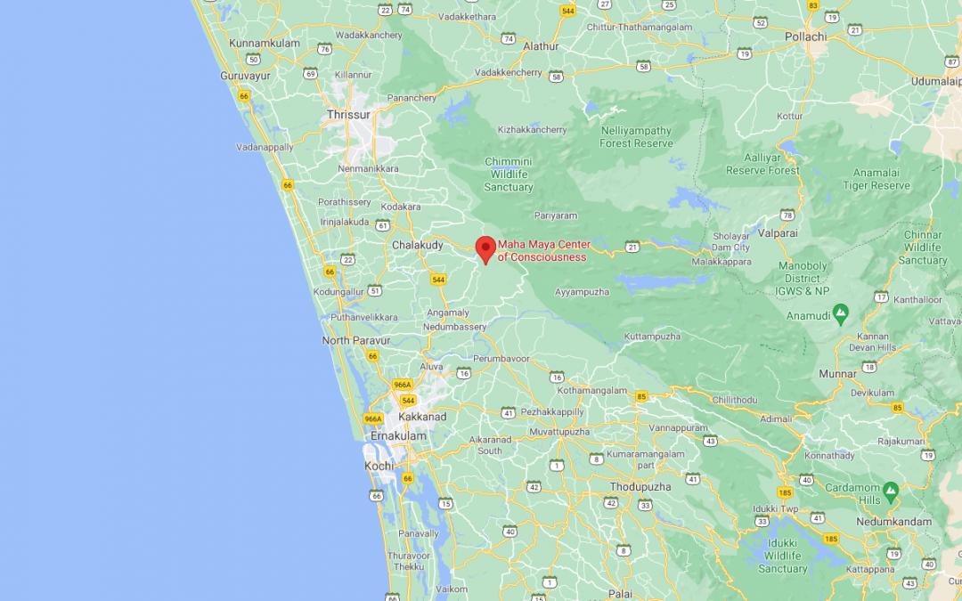 Kerala – Land der Kokosnusspalmen
