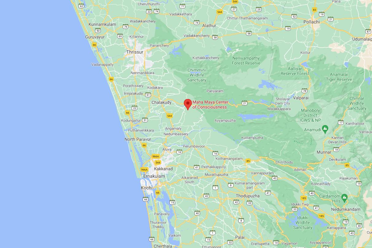 Kerala - Maha Maya Center